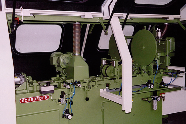Leistenstrang Automat DTA-S