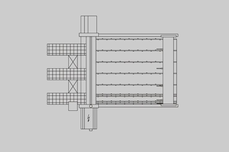 Abbildung 2 Tragschicht Herstellung