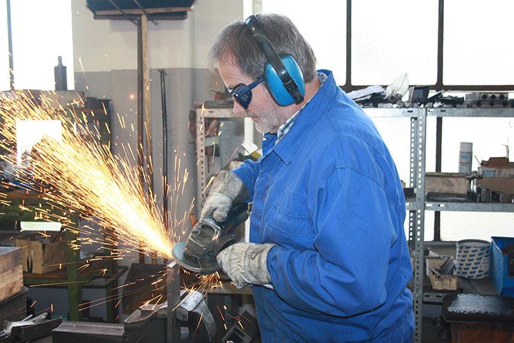 Ausbildungbetrieb zum Industriemechaniker in Warendorf 2019