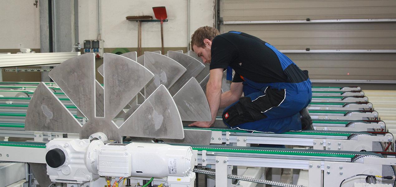 Ausbildung zum Industriemechaniker in Warendorf 2019